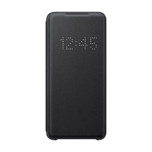 Smart LED View Cover for Galaxy S20 Black