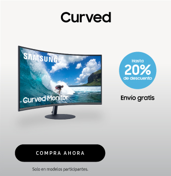 Cuved Monitor